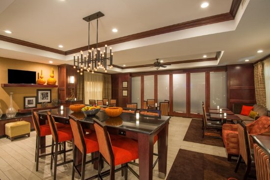 Kingston, Нью-Йорк: Dining Area in Lobby