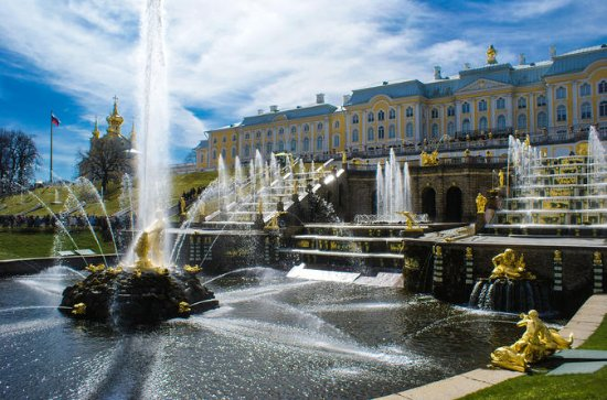St.Petersburg Imperial Residences...