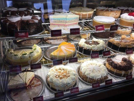 The Cheesecake Factory-bild
