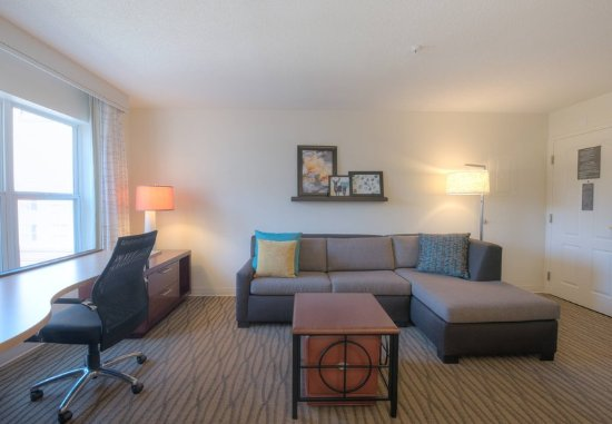 Brookhaven, จอร์เจีย: Suite - Living Room