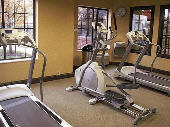 Holiday Inn Express and Suites Indianapolis East: Exercise