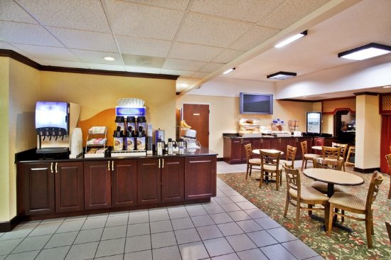 Douglasville, GA: Breakfast Bar