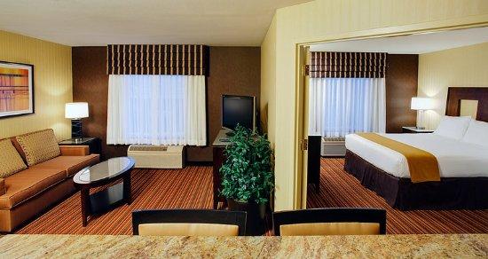 Belmont, Californien: Guest Room