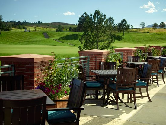 Broomfield, CO: Fairways Restaurant