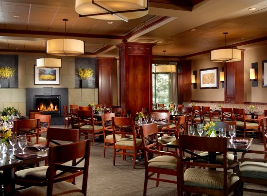 Broomfield, CO: Meritage Restaurant