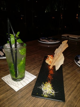 Orgo Bar And Restaurant Singapore Marina Bay