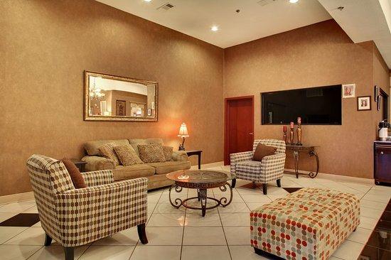 Laurel, MS: Hotel Lobby