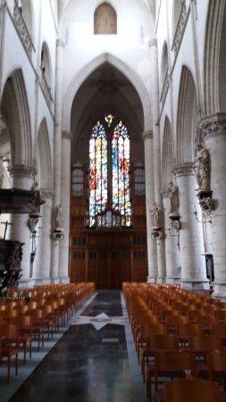 Oudenaarde, Belgia: Inside view