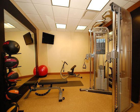 Aiken, SC: Fitness Center