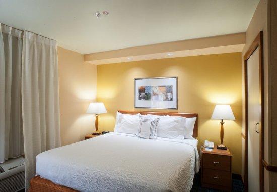 โคลวิส, นิวเม็กซิโก: Executive King Suite
