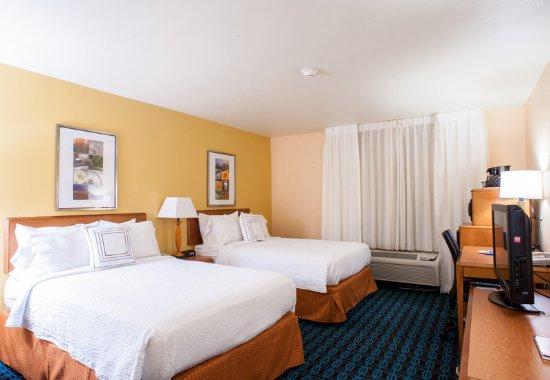 โคลวิส, นิวเม็กซิโก: Double/Double Guest Room