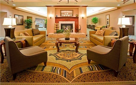 Homewood Suites Minneapolis - St Louis Park at West End: Lobby