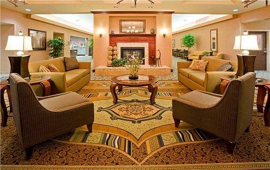 Homewood Suites Minneapolis - St Louis Park at West End : Lobby