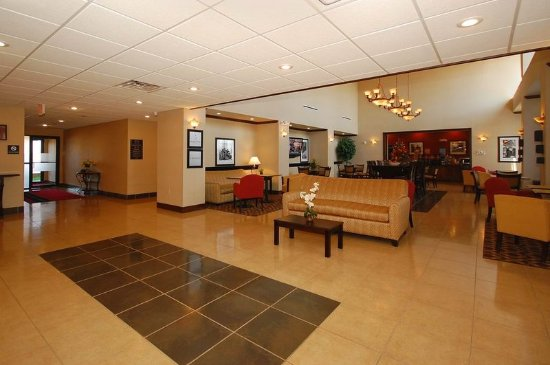 Hampton Inn & Suites Borger : Lobby
