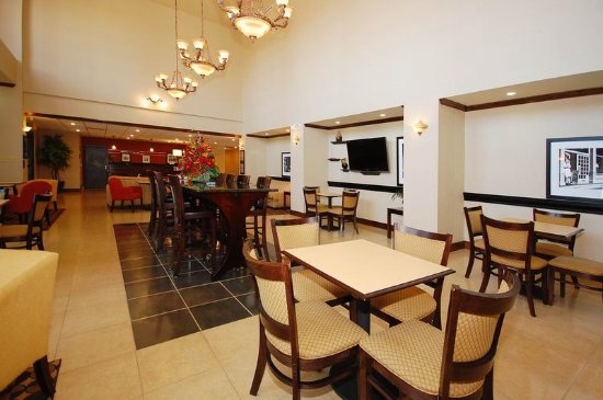 Hampton Inn & Suites Borger : Seating Area