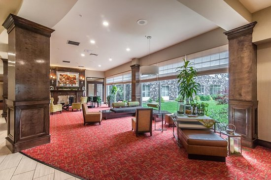 Preston, CT: Hotel Lobby