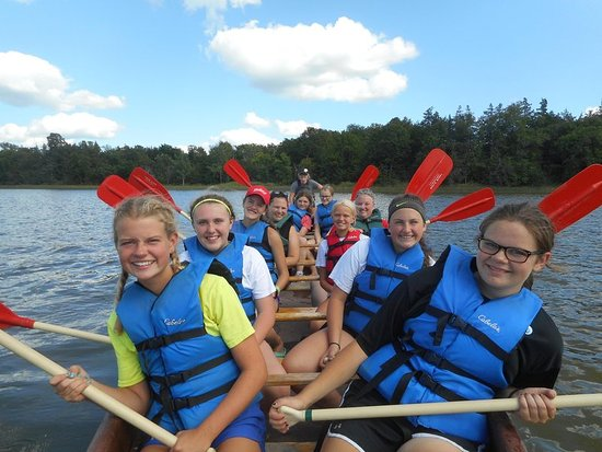Spicer, มินนิโซตา: Canoeing