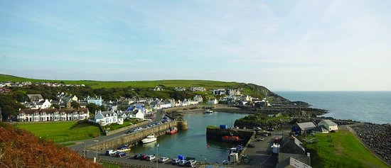 The Portpatrick Hotel: Portpatrick Views