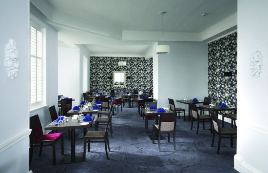 The Portpatrick Hotel: Restaurant