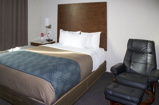 Fox Creek, Canadá: Guest room