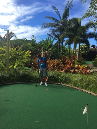 Kauai Mini Golf: photo5.jpg