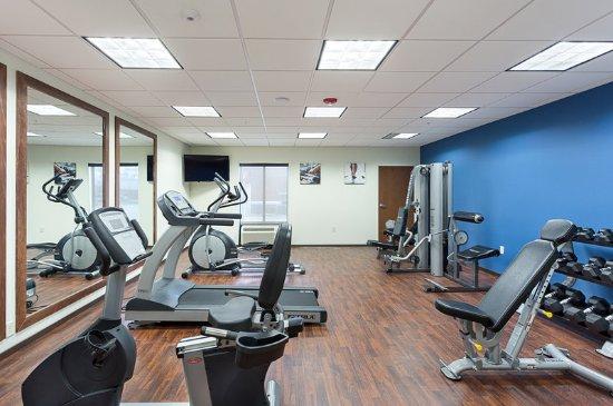 Zachary, LA: Fitness Center