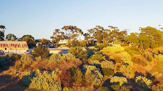 McLaren Vale, Australia: A bird's eye view of our winery