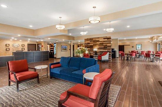 La Vista, NE: Lobby