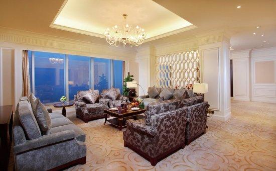 Kempinski Hotel Guiyang: Presidential Suite Living Room