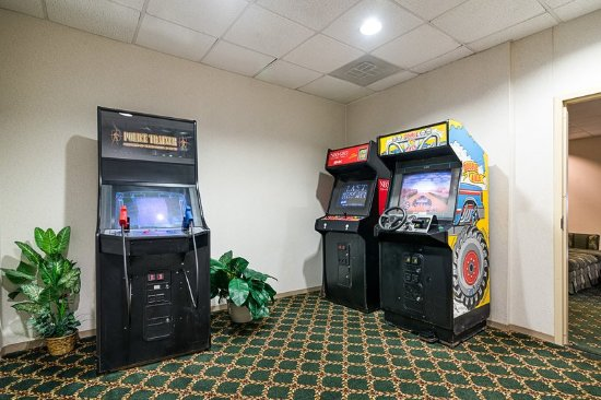 Schoharie, NY: Game Room