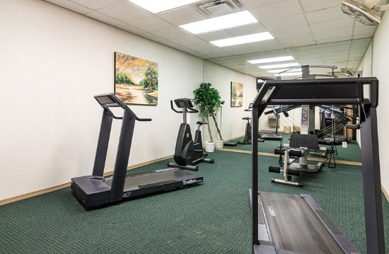 Schoharie, نيويورك: Fitness Center