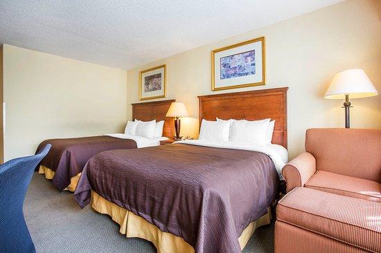 Doraville, GA: Queen Room