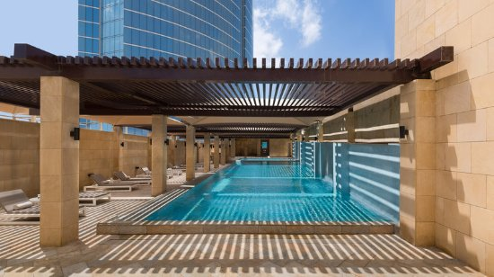 Burj rafal hotel kempinski updated 2017 prices reviews - Hotels in riyadh with swimming pools ...