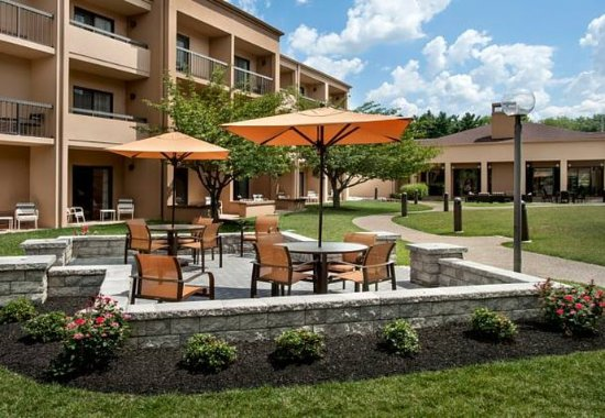 Willow Grove, Pensilvania: Outdoor Patio