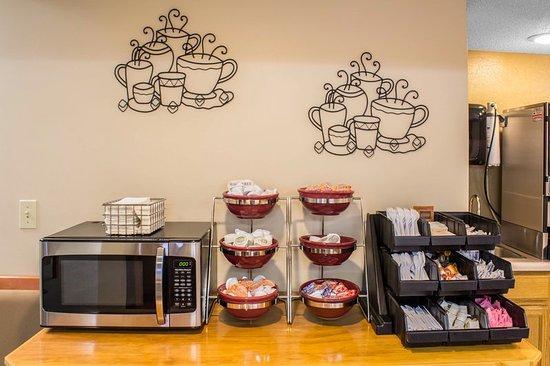 ซูเซนเตอร์, ไอโอวา: Breakfast Area