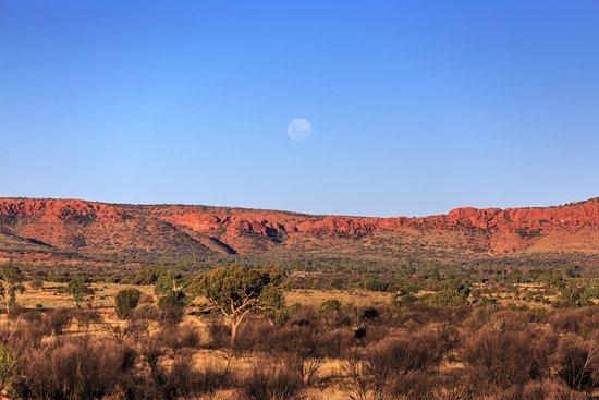 Kings Canyon, Australia: George Gill Ranges