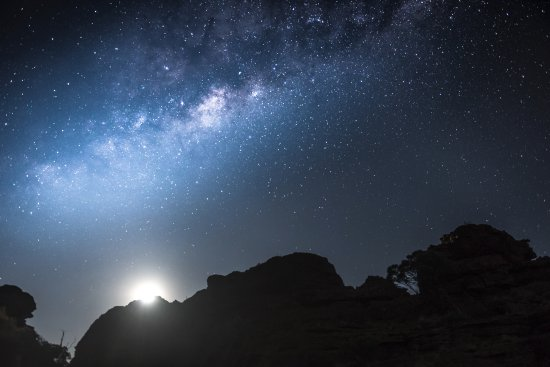 Kings Canyon, Αυστραλία: Night Sky