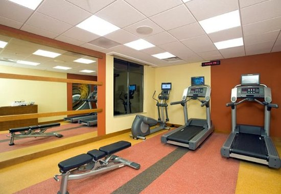 Courtyard by Marriott New Braunfels River Village : Fitness Area