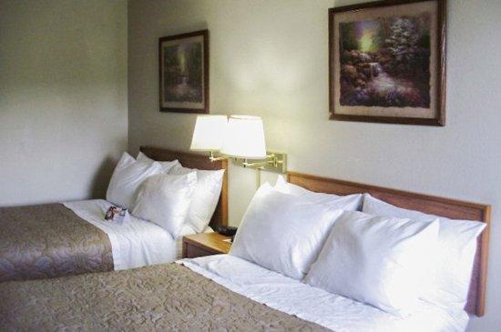 Warren, PA: Guestroom