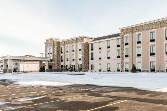 Sidney, NE: Hotel exterior