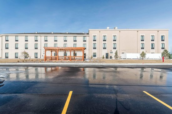 Σίντνεϊ, Νεμπράσκα: Hotel exterior