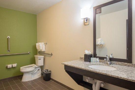 Ingleside, Τέξας: Bathroom
