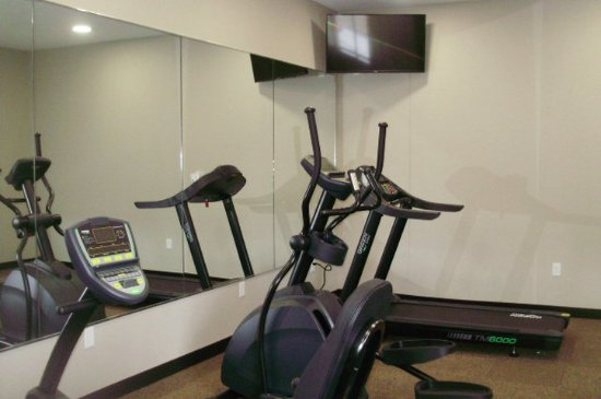 Galion, OH: Fitness center