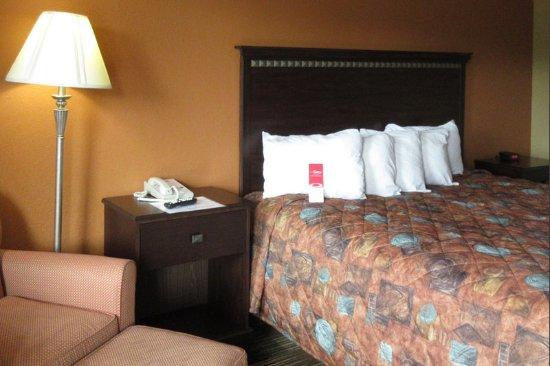 Cuthbert, Geórgia: Guest room