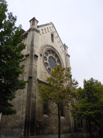 Église Saint Joseph des Nations