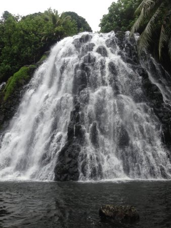 Kepirohi Waterfall : 001