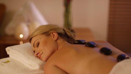 Pokolbin, Australie : Hot stone massage