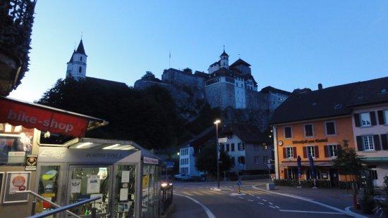 Aarburg, Suisse : Panorama