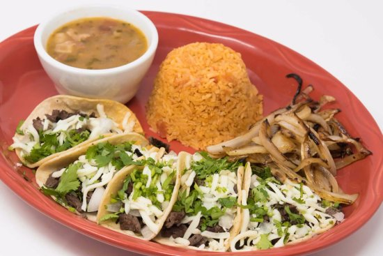 Barry's International: Taquitos de Matamoros