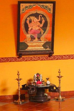 Talavata, India: Lobby
